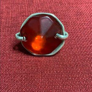 Uno de 50 Stone Ring 🧡 Preowned